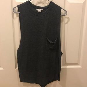 Forever 21 Muscle Tee Size M